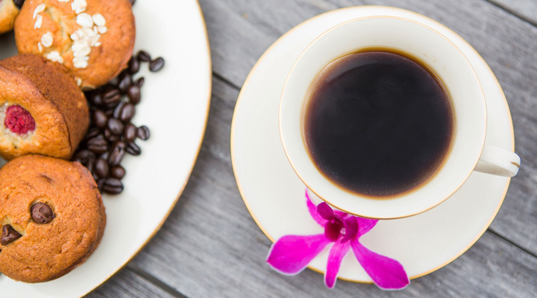 Delicious Anikona Coffee