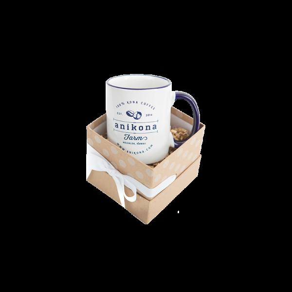 Anikona Farm Ceramic Coffee Mug